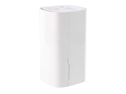 コイズミ 加湿器 ハイブリッド式 温風気化式 大容量 抗菌 ホワイト KHM-5592/W