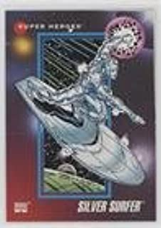 Silver Surfer (Trading Card) 1992 Impel Marvel Universe Series 3 - [Base] #15