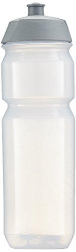 Tacx Shiva - Botella de Agua para Ciclismo Transparente Transparente Talla:500cc