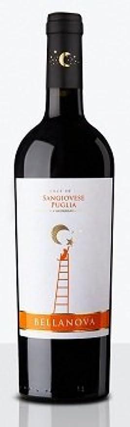 イタリアワイン ベラノーヴァ サンジョヴェーゼ(Bellanova) 赤 750ml.hn490771