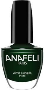 Anafeli Paris Nagellack Nr. 107, Grün