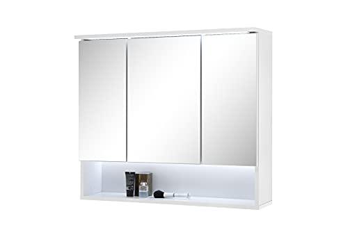 Spiegelschrank Badschrank Hängeschrank Badezimmerschrank Badmöbel Bella II