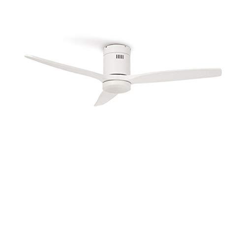 IKOHS WINDCALM DC STYLANCE White - Ventilador de Techo 40W DC Reverse (Sin luz - Blanco)