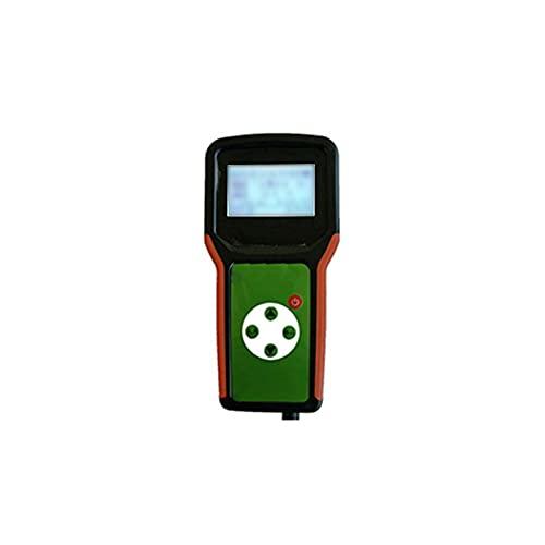 DUTUI Portable Farm Soil Salinity PH Rapid Tester, Vegetable Garden Soil Condition Tester, Soil Moisture and Soil Temperature