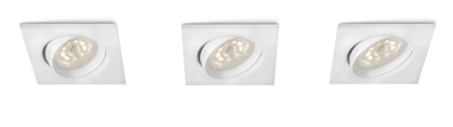Philips LED inbouwspot Galileo 4 W, wit, 590803116