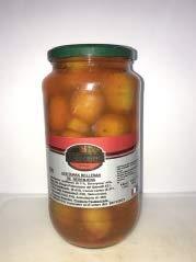 Aceitunas Gordal Rellenas de Berenjena de Almagro 1.330 g