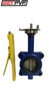"""3"""" Lug Butterfly Valve Ductile Iron Body 316 SS Disc by Unbranded"""