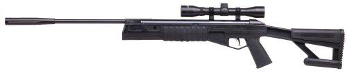 Crosman Fury II Blackout .177 cal. Air Rifle Package