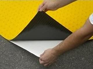 Truncated Domes - 2' x 3' - Self-Adhesive ADA Truncated Domes - Yellow