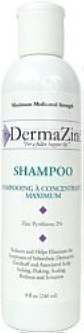 権限を与える砦ブラインドDermaZinc Shampoo - 8 oz by DermaZinc [並行輸入品]