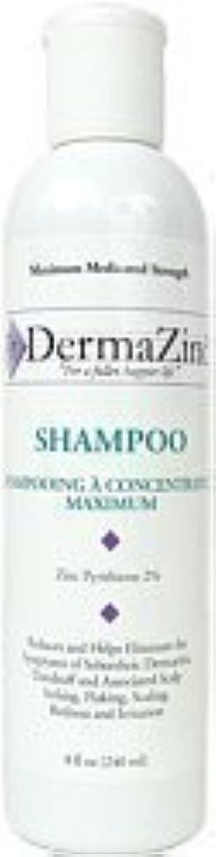 花束ハブブベッドを作るDermaZinc Shampoo - 8 oz by DermaZinc [並行輸入品]