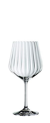 Spiegelau & Nachtmann, 4-teiliges Gin & Tonic-Set, 640 ml, Höhe: 22,2 cm, Gin & Tonic, 102892
