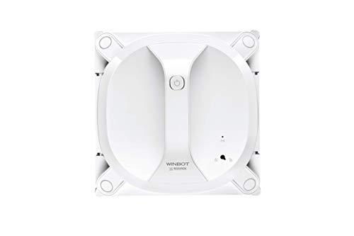 Ecovacs Winbot WA50, Fensterputzroboter, Weiß, 74 Dezibel