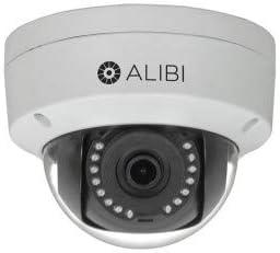 ALIBI 4MP 100' IR IP Dome Camera