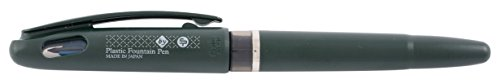 CDT クラフトデザインテクノロジー トラディオプラスティック万年筆 青 PEPH3-TR017BL