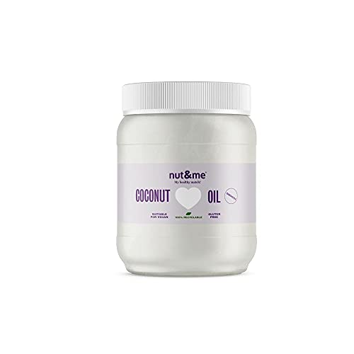 Aceite de Coco de Sri Lanka 500 ml nut&me   Natural  ...