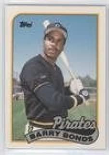 Barry Bonds (Baseball Card) 1989 Topps - [Base] - Box Set Collector's Edition (Tiffany) #620