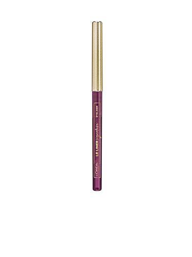 L'Oréal Paris Le Liner Signature 03 Rouge Noir Angora, präziser & langanhaltender Eyeliner,...
