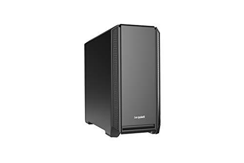 be quiet! Silent Base 601 ATX PC Midi Gehäuse Schwarz BG026
