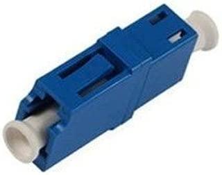 FiberShack - LC Fiber Optic Couplers - Single-Mode - Simplex/Duplex - OS1-9/125um - 10 Pack