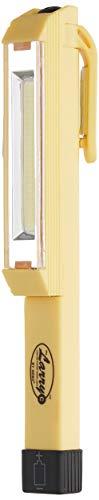 Nebo Larry C Power C-O-B LED Work Light (Set of 3-Yellow) Brighter Than Ever, 170 Lumens of Intense Light