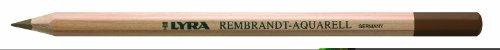 LYRA Rembrandt Aquarell Artists' Colored Pencil, Van Dyck Brown, 1 Pencil (2010076)