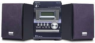 NetMD対応 ソニー SONY CMT-M333NT マイクロHiFiコンポシステム CD/MD/カセット/ラジオ