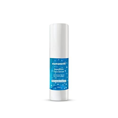 Mamaearth Aqua Glow Face Serum with Himalayan Thermal Water & Hyaluronic Acid – 30 ml