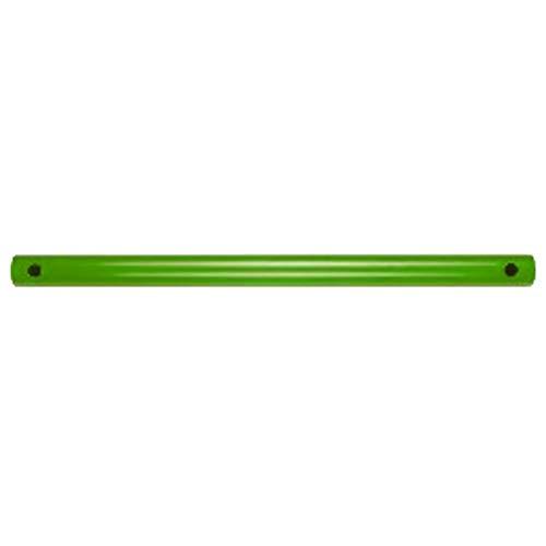 Moveandstic Rohr 75 cm Auswahl zur Erweiterung von Klettergerüst und Spielturm (apfelgrün)
