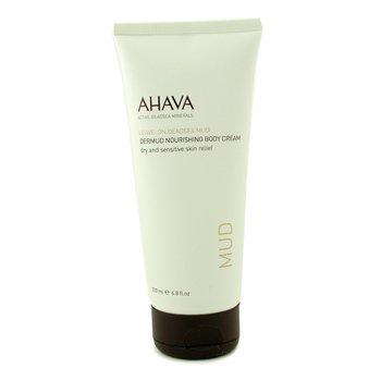 Ahava Dermud Nourishing Body Cream 844150 - 200ml/6.8oz