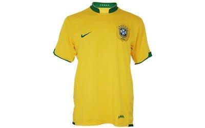 Nike - Maglia da Calcio del Brasile (in casa)