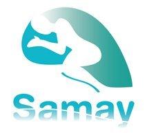 SAMAY Almohada de Maternidad para Embarazadas con Forma...