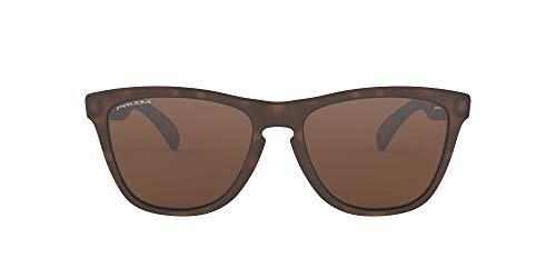 Oakley 0OO9013 Gafas de sol, Matte Tortoise, 54 para Hombre