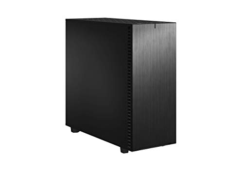 Fractal Design Define 7 XL Black Brushed Aluminum/Steel E-ATX Silent...
