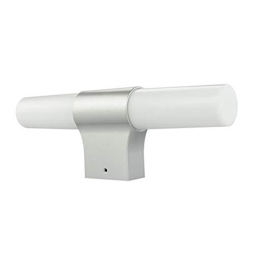 LIU WU FENG Luces de Espejo Luz Delantera del Espejo Baño de Led Espejo del baño Espejo Armario Lámpara Lámpara de Maquillaje Lámpara de Pared Lámpara Impermeable antiniebla [Clase energética A +]