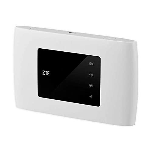 Router Modem Hotspot ZTE MF920U 4G LTE (Prepaid AT&T Tmobile Metro Claro Mint, Latin, Caribbean, Europe, Asia, Middle East, Africa & 3G Globally)
