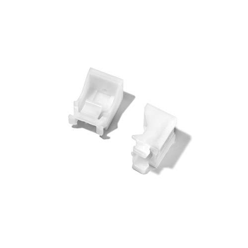 Viewtex - Soporte Estor Plegable 3cm (Pack 2 Unidades