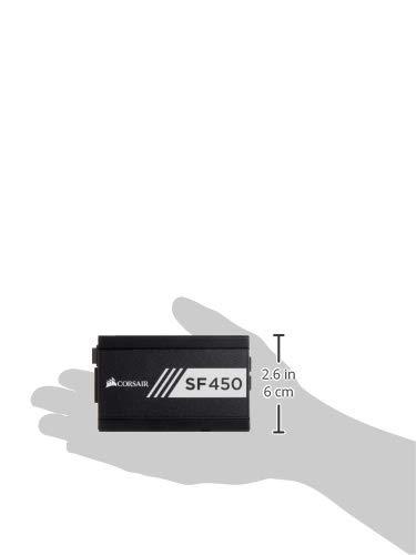 『CORSAIR 450W SFX電源ユニット 80PLUS GOLD認証取得 1系統 SFシリーズ SF450』の5枚目の画像