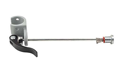 BikeGear Child Carrier Axle Mount Hitch Cup with Quick Release Skewer for Thule Chariot/Trailer/Stroller