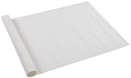 Makro Paper FCP-WH - Papel crespón, 10 unidades, 50 x 250 cm, blanco