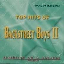 Backstreet Boys VOL 2 Greatest Hits Karaoke CD+G Superstar Sound Tracks (UK Import)
