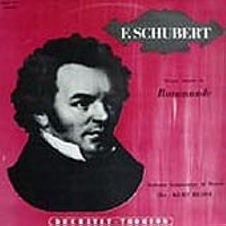 【※CDではありません】シューベルト:ロザムンデ~序曲(2曲),バレエ音楽1,2番,間奏曲1~3番【中古LP】