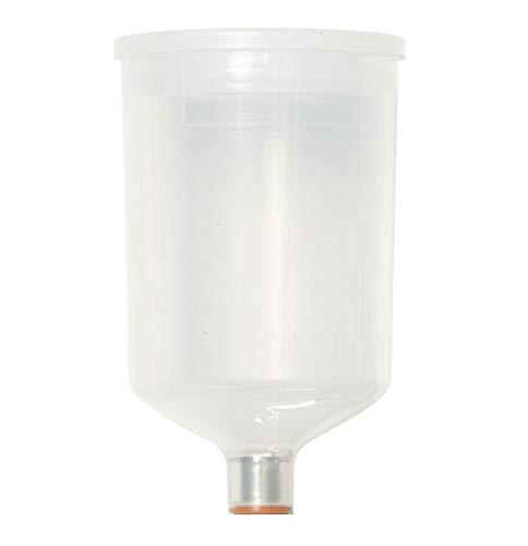 TAMIYA 74524 Spray-Work Behälter 40cc Kunststoff, weiß