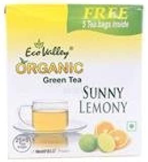 eco valley green tea sunny lemony