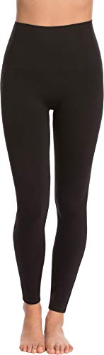 SPANX Look at Me Now Seamless Leggings Black MD