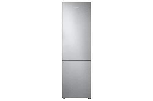 Samsung RB37J502VSA EF Frigorifero Combinato Serie 5000, Total No Frost, Compressore Digital Inverter, 353 L, Argento