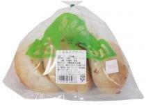 ザクセン 天然酵母・くるみのプチパン 4個 ×10セット