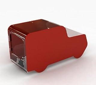 Caja acrílica para ambulancia/camión, caja de colección, caja de ...