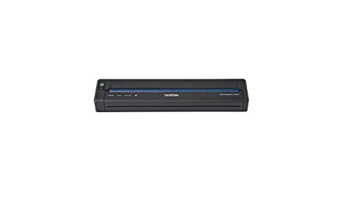 Brother PJ-763 mobiler Thermodirekt Drucker (A4, A5, A6, 300 dpi, USB 2.0, Bluetooth)