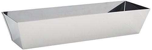 CONSTRUSIM C5723200 C5723200-Gabeta INOX 330mm, Negro